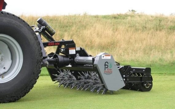How Do You Purchase the Appropriate Turf Maintenance Gear for Your Fields?