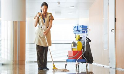Revive Office Spaces with Deep-Clean Office Carpet Cleaning in Eden Prairie